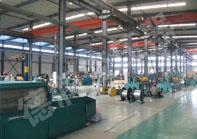 枣庄s11油浸式变压器生产线